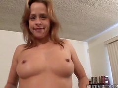Awesome POV Action with MILF Sherri Parker and Her Trimmed Pussy