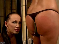 Mandy corrupts Sweet Claudia for a hot fetish sex