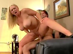 Hardcore fucking with the curvy Abbey Brooks