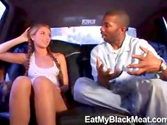 Interracial reality porn with cute teenager