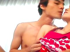 Sexy babe Jun Misaki is getting fucked in her mouth