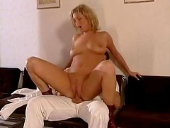Nice curves on a girl fucking the house painter