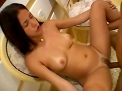 Latin lady would love a hard fuck in the ass