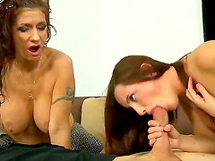 Brittany Blaze teaches her daughter Hope
