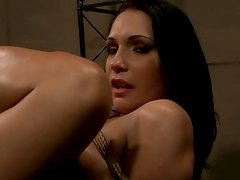 Carrmen is able to be such A pain slut. She loves to be tortured...