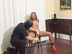 Maxine X sadism and squirts