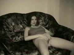 Compilation of sex adventures of an amateur brunette whore