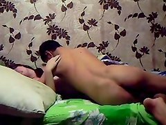 busty gf fuckes with her man