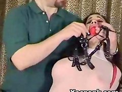 Spicy Bondage Slut Spanked Hot