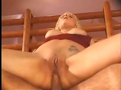 Firm body girl gets on top of the cock