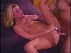 Anal as she vibrates her clit