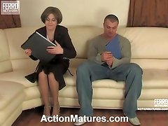Margaret and nicholas Nasty old action