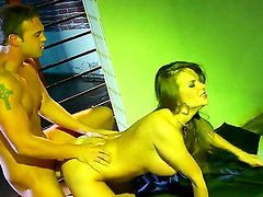 Voluptuous Nika Noirs beaver is dripping with needs by the time Rocco Reed penetrates her from behind