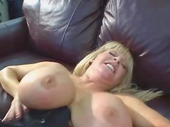 Big titties and a corset make her a fun fuck slut