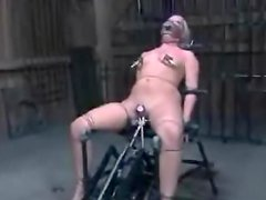 Horny blond  Lilyanna loves Pervert Training and Torments