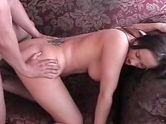 Amateur gets it in the ass pretty easy