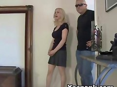 Bdsm Woman Spanked Hilariously