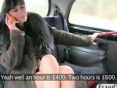 Expensive call girl anal creampie for 28 British pounds