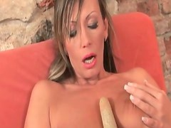 Great fucking toy play sex game xxx game onto the divan