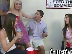 College party and fucking